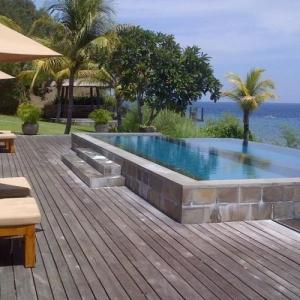 Villa Bukit Segara - Luxury Seaside Family Room