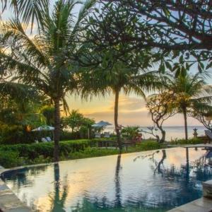 Arya Amed Resort - Familiy Suite With Ocean View