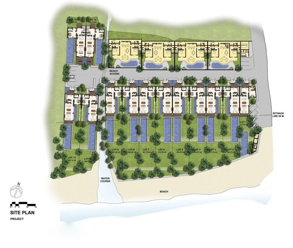 Floorplan Villa KETEWEL 351