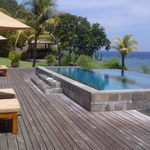 Villa Bukit Segara - Luxury Seaside Family Room