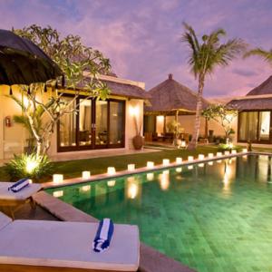 Chateau De Bali Pool Villa