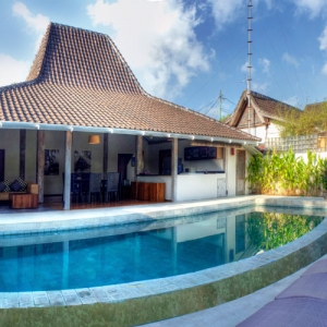 The Joglo: Villa Tess By Ekidoka