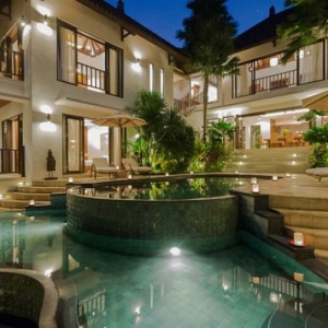 Canggu Terrace Whole Complex