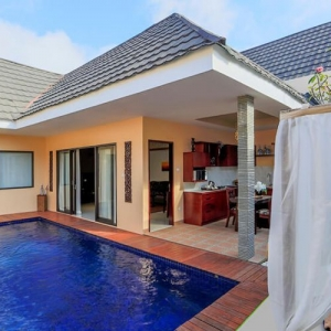 Flamingo Dewata Villa - Three Bedroom Villa