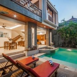 Villa Suzuki 1 Seminyak By Asa Property